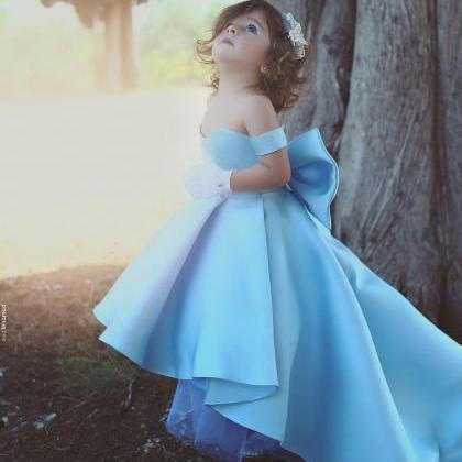 Flower Girl Dress 2018, Princess Bl..