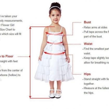 Fashion High Quality Flower Girl Dr..